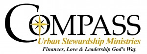 Compass Urban Stewardship Ministries Logo