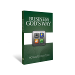 Business God's Way Book Cover