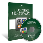 Business God's Way Cover