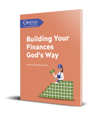 Building Your Finances God's Way book cover